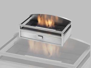 Rubyfires Fire Basket