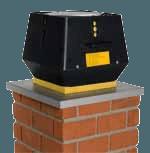 RSV-400 rookgasventilator