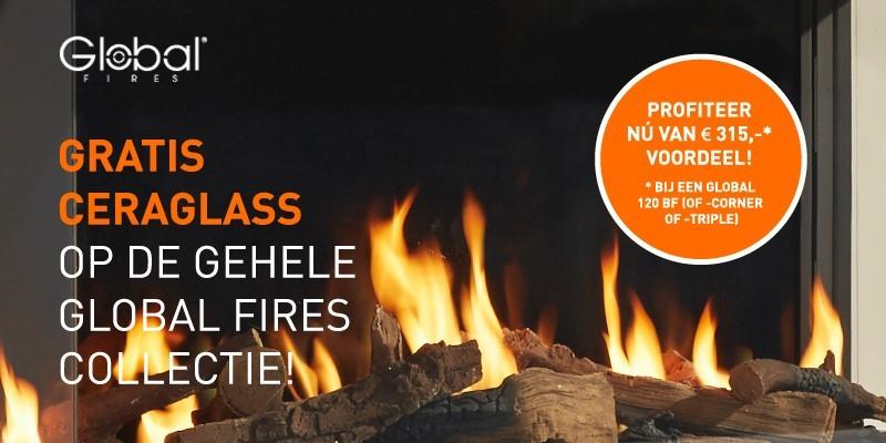 Actie Global Fires ceraglass
