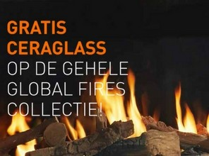 Actie gratis ceraglass Global Fires