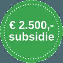 Subsidie BIODOM