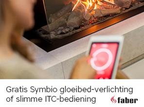 Actie Faber gratis Symbio verlichting, ITC module of AR glas