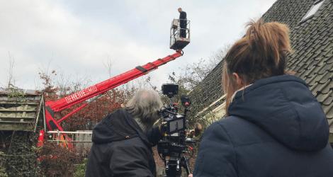 Opnames tv-programma Opgelicht