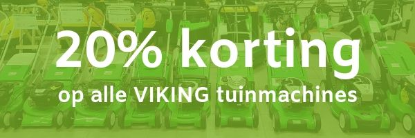 Korting Viking tuinmachines