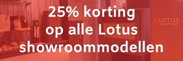 Korting Lotus showroomodellen