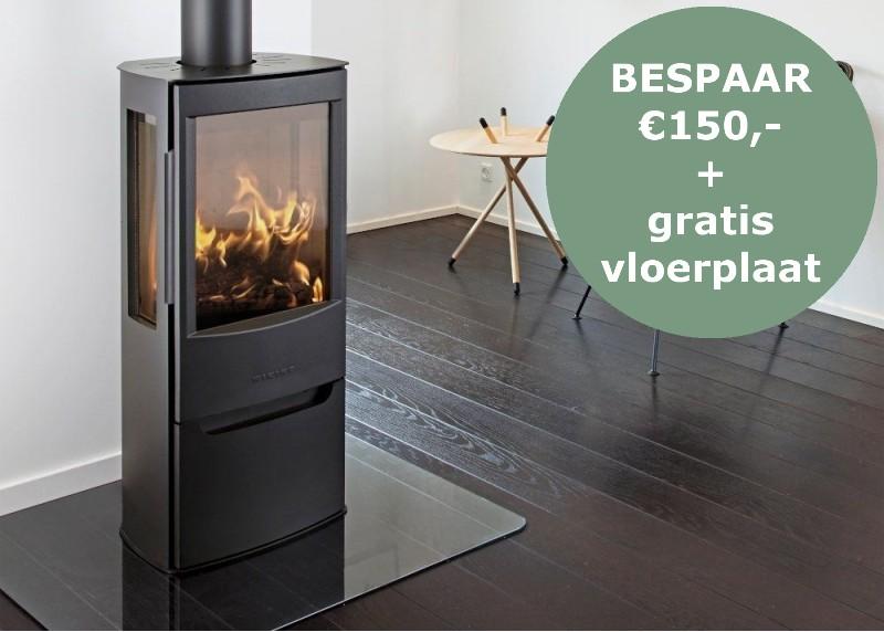 Wiking - bespaar €150 + gratis vloerplaat