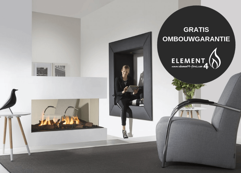 Element4 - Gratis ombouwgarantie