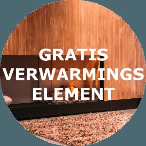 Faber gratis verwarmingselement
