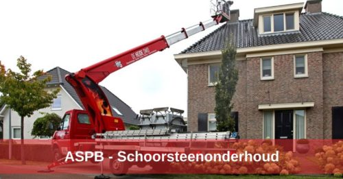 Kennisbank ASPB Schoorsteenonderhoud