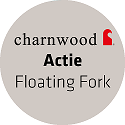 Charnwood Toasting Fork Actie