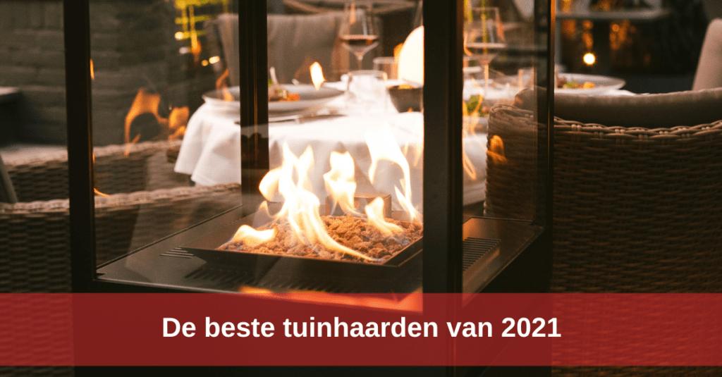 De beste tuinhaarden van 2021
